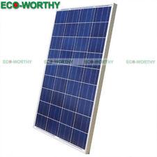ECO 100Watt Solar Panel 100W Solar Power 12V Battery Charge for RV Boat Home
