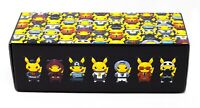 Pokemon Center TCG Japanese Team Skull Grunt Pikachu Cosplay Card Storage Box