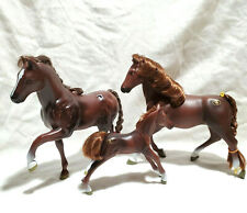 Grand Champions Horses Plantation Walker Family Set Gc Models Stallion Mare Foal