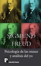 Psicologia de Las Masas y Analisis Del Yo by Sigmund Freud (2012, Paperback)