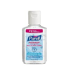 6 Pack - Purell Instant Hand Sanitizer, 2 Ounce Each