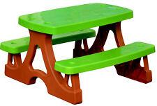 Stolik ogrodowy piknikowy z ławkami MOCHTOYS 10722