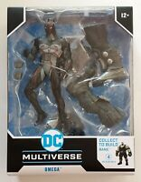 DC Multiverse McFarlane Toys OMEGA Action Figure NEW IN HAND FREE SHIP