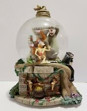 Walt Disney The Jungle Book Snowglobe Party Time Snow Globe
