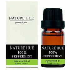 Peppermint Pure Essential Oil - Ideal for Inhalation & Vaporizer 10Ml