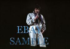 Elvis Presley concert photo # 2918 Pontiac, MI  12-31-75