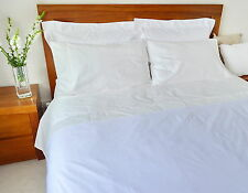 Queen Bed Fitted Sheet 500TC/10cm2 Pure Cotton Cream Colour