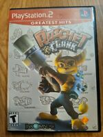Ratchet & Clank, Greatest Hits Edition (Sony PlayStation 2, 2003)