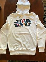 H&M AUTHENTIC STAR WARS HOODIES Men's Hooded Sweatshirt NEW Sizes XS, S, M, L,XL