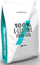 Myprotein L-LEUCINE Powder 17.6oz L Leucine Bcaa Bca Amino Acid 1.1lbs