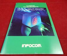 The Hint Booklet for Spellbreaker-Invisiclues hintbook-Infocom