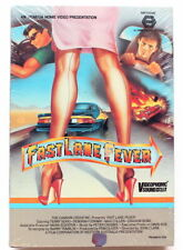 FAST LANE FEVER ~ CANNON 80's Cult Australian ~ BRAND NEW SEALED BETA ~ Cars MGM