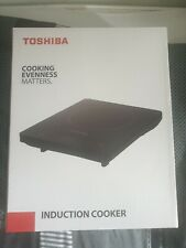 (Brand New Boxed) TOSHIBA INDUCTION COOKER IC-200GHPUKB 2000W