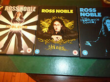 ROSS NOBLE COLLECTION DVD SETS