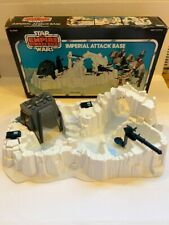 Star Wars Kenner Hoth Imperial Attack Base Playset