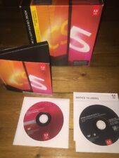 Adobe CS5.5 Design Premium per Mac-Full Retail licenza - 2x MAC attivazioni
