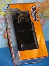 1/24 JADA BIGTIME MUSCLE 1972 PONTIAC FIREBIRD TRANS AM BLACK BRAND NEW & RARE