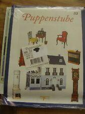 Del Prado - Puppenhaus Heft 33 - blaue Serie - OVP - Bausatz