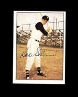 Bob Skinner Signed 1979 TCMA Baseball History Pittsburgh Pirates Autograph