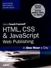Sams Teach Yourself: Web Publishing with Html5 and Css3 in One Hour a Day by...