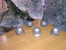 (F 4/7) 5 ROMANO ELMO LEGIONARIO argento standard 4271 4272 4273 4274 4275