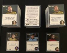 2020 Rittenhouse Star Trek TOS Archives and Inscriptions Base & Autograph LOT