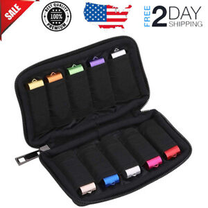 USB Flash Drive Case Soft Material Thumb Holder Portable Electronic Accessories