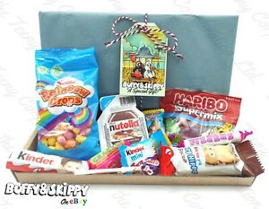 Kinder Chocolate Letterbox Sweet Hamper Gift Stocking Filler Christmas Present