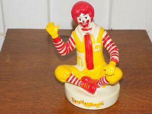 Vintage Ronald McDonald Plastic Bank