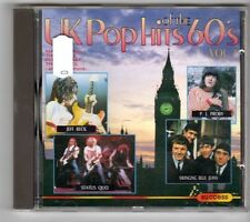 (GN29) UK Pop Hits of the 60s Vol 1, 16 tracks various artists - CD
