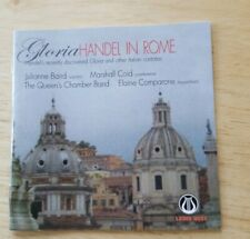 Gloria Handel In Rome CD Julianne Baird Marshall Coid Queens Chamber Band Lems