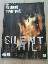 PS 1 Silent Hill Official Piggyback Strategy Guide