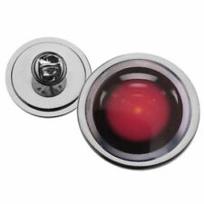 HAL 9000 LAPEL METAL TIE PIN