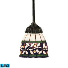 ELK Lighting Mix-N-Match 013 1-Light Mini Pendant, Bronze, LED - 78-TB-13-LED