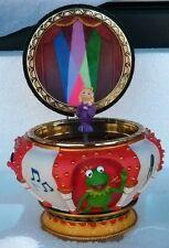 "NIB Disney Miss Piggy Music Box, plays ""The Muppet Show Theme"""