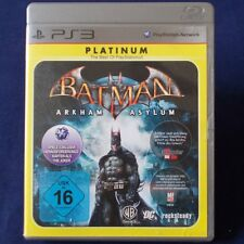 Ps3-playstation ► Batman: Arkham Asylum ◄ excellent état