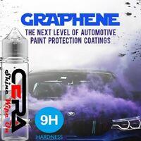 GRAPHENE NANO 9H CERAMIC CAR COATING SHIELD PRO GRADE SHINE ARMOR AUTOMOTIVE
