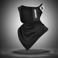 Summer Cooling Face Cover Neck Gaiter Scarf Sunscreen Breathable Earloop Bandana