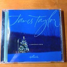 James Taylor A Christmas Album Hallmark 2004 CD