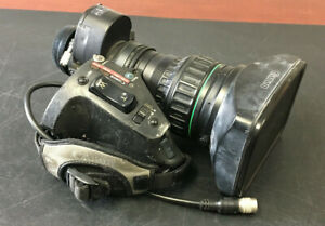 Canon BCTV Zoom Lens J16a x 8B4 WRSD SX12 8-128mm