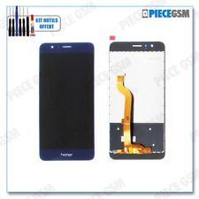 ECRAN LCD + VITRE TACTILE pour HUAWEI HONOR 8 BLEU + outils + colle b7000