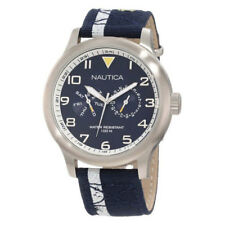Nautica Blue Mens Analog Sport Watch BFD 103 N13607G
