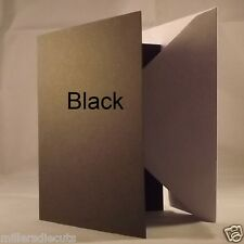 A5/C5 QUALITY 240 GSM CARD BLANKS / INVITES WITH OR WITHOUT ENVELOPES