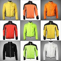 2014 ROCKBROS Long Sleeve Cycling Sport Wind Coat 9 Colors New