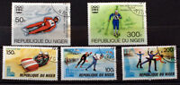 Niger Stamps Small Pack Sport BC55