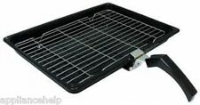 Fits BEKO HOTPOINT CREDA INDESIT BELLING BOSCH CANDY GRILL PAN TRAY & HANDLE