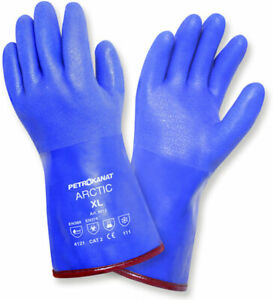 Fishing gloves Arctic (-30°C/-22°F) Size:XL, 2XL, 3XL (Int. St. EN388, EN374)