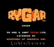 Rygar - Classic NES Nintendo Game