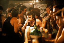 CRUSING AL PACINO UNDER COVER IN GAY LEATHER BAR RARE PHOTO