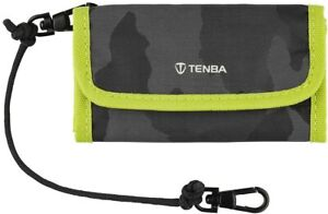 Tenba Reload CF 6 Card Wallet Camouflage/Lime (636-219)